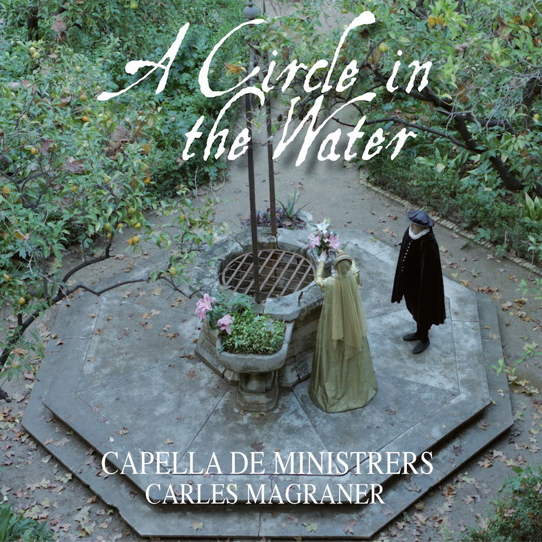 "Disc ""A Circle in the Water"""