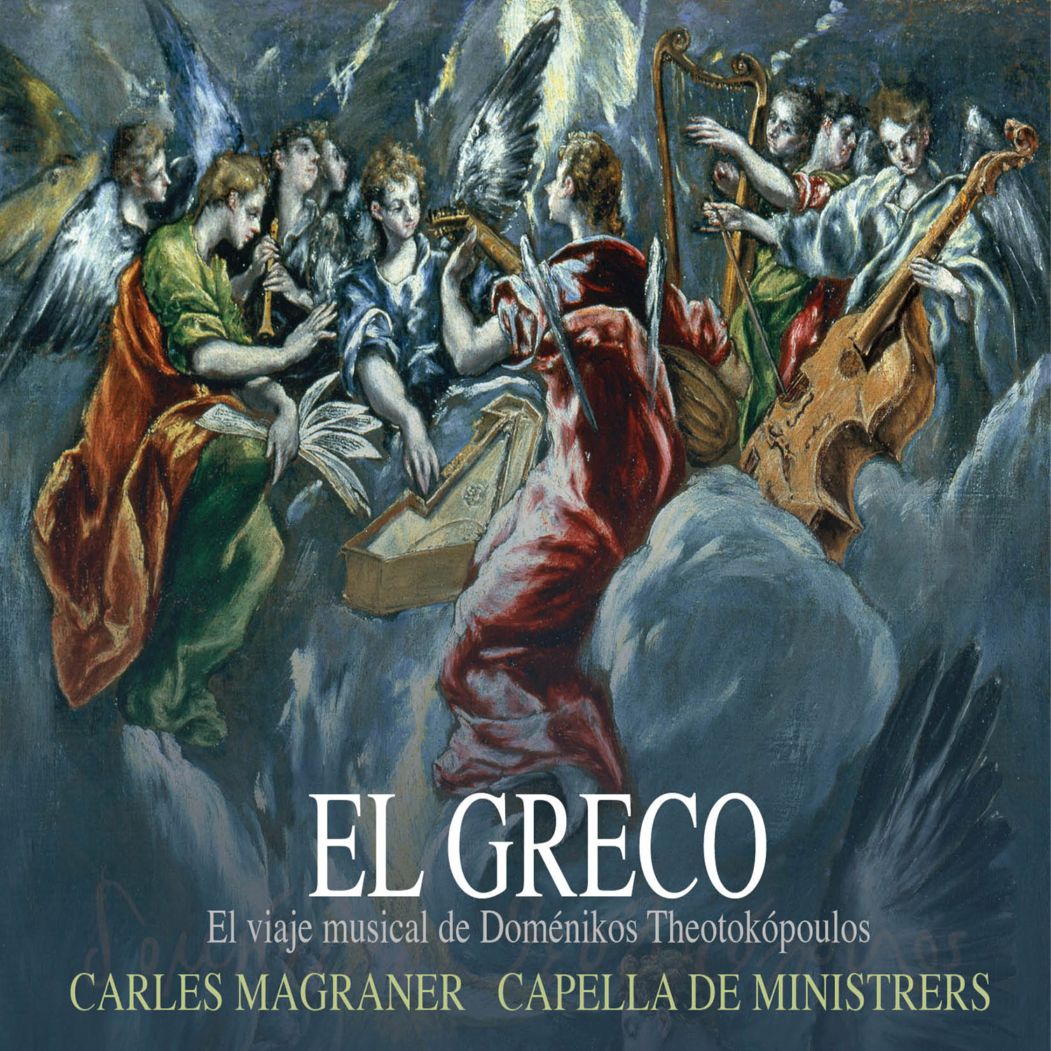 CdM presents El Greco in Valencia, Toledo & New York